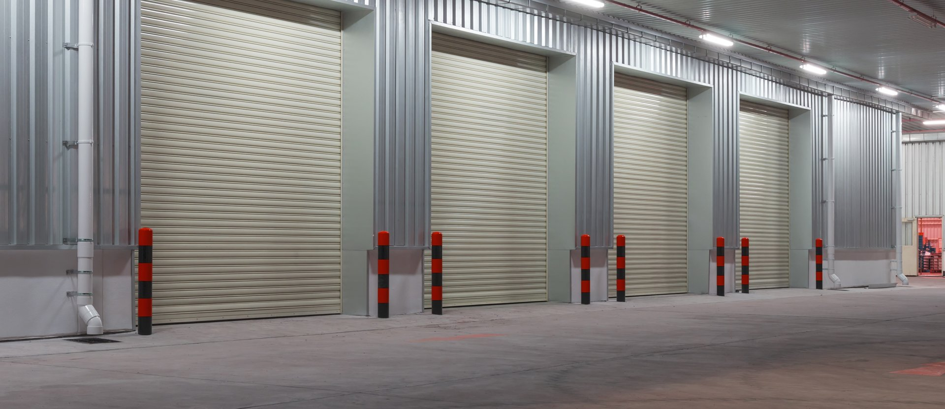 CommercialGarage Door Installation - DR Garage Doors