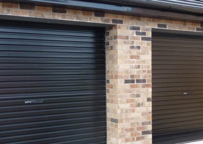 Residential Double Roller Garage Doors - DR Garage Doors