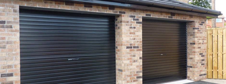 Residential Roller Garage Doors in Newry - DR Garage Doors