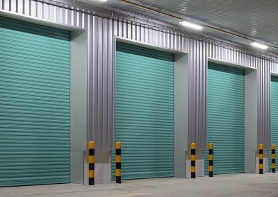 Commercial Garage Doors - DR Garage Doors