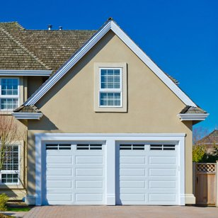 Residential Sectional Garage Door - DR Garage Doors