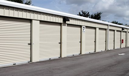Industrial Garage Doors - DR Garage Doors